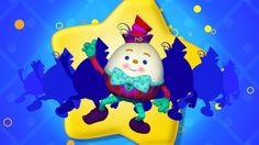 "Introducing Humpty Dumpty! We hope you enjoy our funny adaption and twist to the popular nursery rhyme ""Humpty Dumpty"". It will get your toes tapping and your little ones singing, dancing, and giggling along!"