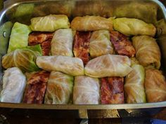 zsuzsa is in the kitchen -- Traditional Hungarian Cuisine with Multicultural Canadian Home Cooking. Hungarian Cuisine, Hungarian Recipes, Hungarian Food, Hungarian Stuffed Cabbage, Chicken Egg Rolls, Cabbage Rolls Recipe, M&m Recipe, Sweet N Sour Chicken, International Recipes