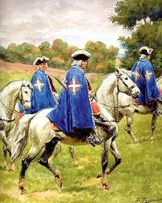 Garde du Roi, The French King's Royal Horseguards