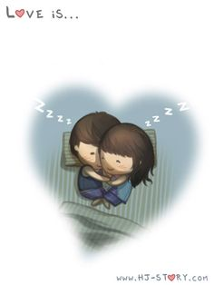 While browsing the net for treasures we found a gold mine of clever and cute drawings made by HJ Story with love drawings and love messages Hj Story, Cute Love Stories, Love Story, Les Miserables, Cute Couple Quotes, Love Quotes, Couple Art, Amazing Quotes, Cute Love Cartoons