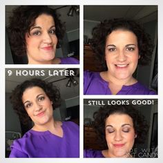 """12 Likes, 1 Comments - Ali's Beauty Alley (@youniquebyaliciahill) on Instagram: """"How's your makeup look after 9 hours?!? Yet another reason I love these products!…"""""""