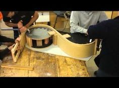 Woodworking Information : How to Bend Wood to Make Furniture - YouTube