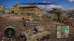 World of Tanks PS4 - Online Battle №03 - Т-22 (Т-22) - Провинция