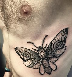 Thanks jack ! #deathmoth #onlyblacktattoos #onlyblacktattoo #blackoff #blackworktattoo #blackwork #blackworkerssubmission #blackworkers_tattoo  #linetattoo #lines #dots #dotwork #dot