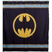 Batman shower curtain - Walmart.com