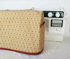 Housse de protection pour machine à coudre Housse en tissu : Machines à coudre…