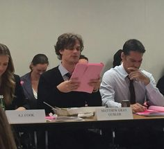 Finale read through, as our season 10 ends#loveyoupeople #mwah @ajcookofficial @GUBLERNATION @bijerogers