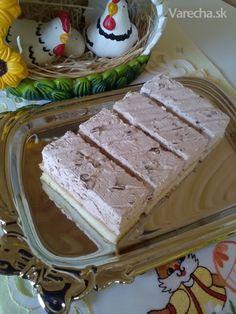Stracciatella zákusok (fotorecept) - Recept Treats, Cake, Sweet, Anna, Basket, Sweet Like Candy, Candy, Goodies, Kuchen