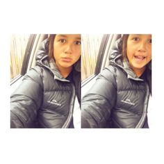 "@Tylah Montgomery's photo: ""Those car selfies #car #selfie #bored #safetyfirst #seatbelt #kathmandu"""