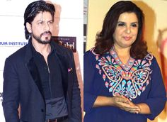 #ShahRukhKhan admires #Farah's self confidence !!!  Shah Rukh Khan, who is reteaming with Farah Khan for the third time in '#HappyNewYear', feels his director friend stands....http://goo.gl/6rA5gW