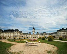 Keszthelyi Festetics kastély - Keszthely, Hungary