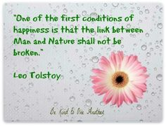- Leo Tolstoy