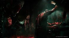 No! Don't Look at this Concept Art for The Evil Within! | TechnoBuffalo