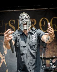j mann mushroomhead - Google Search
