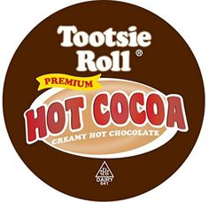 TOOTSIE ROLL: Single Serve Hot Cocoa Pod, 12 count