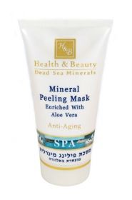 H&B Mineral Peeling Mask With Aloe Vera by aJudaica