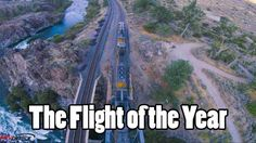 This is a great video taken from a drone. The pilo...