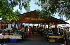 Vashon Island Farmer's Market