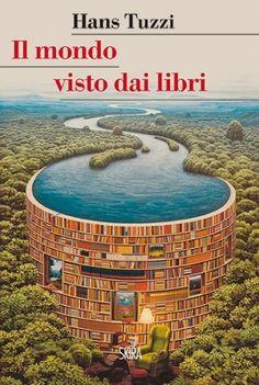 Tuzzi, Il mondo visto dai libri The Real World, Viera, Audio Books, City Photo, Ebooks, Mansions, House Styles, Outdoor Decor, Free Apps