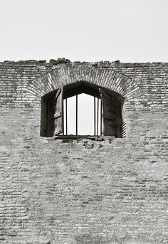 Wall of Fort, Lahore.