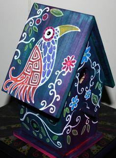 Bird bird house