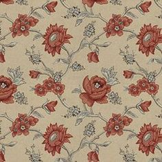 CESSER ROUGE - Shop French General Fabrics - French General - Fabric - Calico Corners