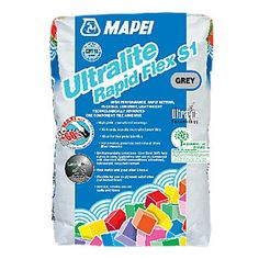 Mapei Flexible Charcoal Wall Amp Floor Grout W 2 5kg