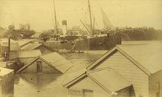 File:1893 from Kanagroo Point - floods.jpg