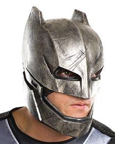 BLACKEST NIGHT Batman Zombie Deluxe Overhead Latex Mask ADULT COSTUME U.S Seller