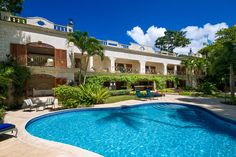 Moon Reach Barbados, with 5 Bedrooms and a pool. Great location
