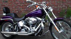 Purple Motorcycle, Royal Colors, Bike Photo, Biker Chick, Harley Davidson Bikes, Motorbikes, Cars Motorcycles, Trucks, Vehicles
