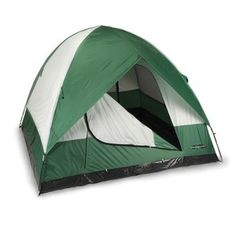 Stansport Black Granite Series El Capitian 2 Pole Dome Tent * Click image for more details. (This is an affiliate link and I receive a commission for the sales) Hiking Tent, Camping And Hiking, Backpacking Tent, Camping Cabins, Campsite, Family Tent, Family Camping, 4 Man Tent, 3 Season Tent