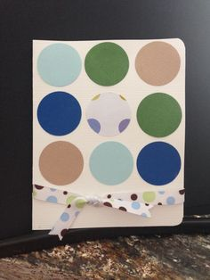 A personal favorite from my Etsy shop https://www.etsy.com/listing/273666926/polka-dots-of-fun