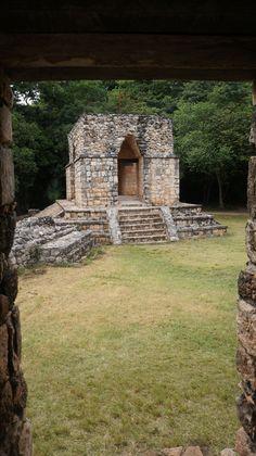 Ek-Balam, Yucatán, MX