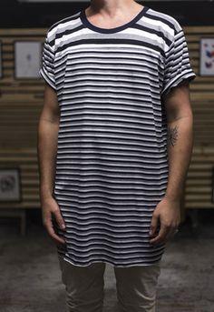 Stripes Stripes, Mens Tops, T Shirt, Clothes, Fashion, Supreme T Shirt, Outfits, Moda, Tee Shirt