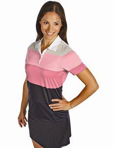 Refresh 100758 Womens Performance Golf Polo by Antigua. Buy it @ ReadyGolf.com