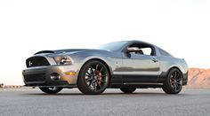 800 hp Shelby GT500 SuperSnake