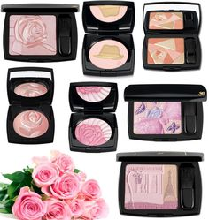 Gee Whiskers! Lancome Blushes