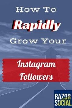 Increase your Instagram followers with these tips from Ian Clearly. Ian is an expert on social media tools and technology. His Razor Social website received Social Media Examiner's Top 10 Blogs award for 2013 and 2014!