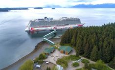 Icy Strait Point, Alaska isn't the most well-known cruise port in Alaska, but it is quickly becoming a must-visit destination for cruisers visiting Alaska. In fact, based on what I've been reading since first introduced to it a year ago by our friend... Cruise Port, Cruise Travel, Cruise Vacation, Cruise Ships, Vacations, Alaska Travel, Alaska Cruise, Whale Watching Cruise, Visit Alaska