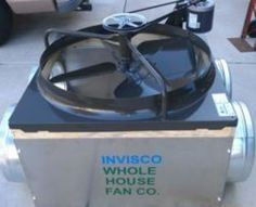Invisco Whole House Fan Company Announces Infinitely Variable Speed Fans up to CFM Whole House Fan, Home Remodeling, Fans, Ideas, Home Renovations, Followers, Fan, Home Repair