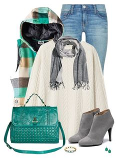 """""""Hooded Vest"""" by jafashions ❤ liked on Polyvore featuring mode, Rebecca Minkoff, Kavu, Toast, H&M et Tai"""