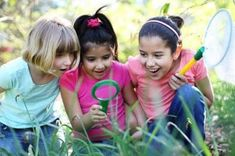 Scavenger hunts promote problem solving, socializing, and are a complete blast!