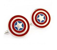 Mancuernillas Capitán America