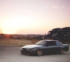 Nissan Silvia, Tuner Cars, Jdm Cars, S13 Silvia, Slammed Cars, Jdm Wallpaper, Classic Japanese Cars, Nissan 240sx, Drifting Cars