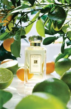 Joe Malone lime, basil and mandarin cologne