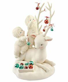 snow bunny figurines | Department 56 Collectible Figurines, Snowbabies Christmas Memories ...