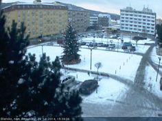 Blansko - Czech Republic Live webcams City View Weather - Euro City Cam
