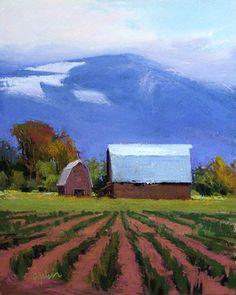 pastel - Susan Ogilvie - link shares her painting process