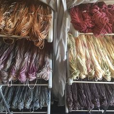 On the dryers this morning: Langdale Superwash Aran. Since spending time with it over the last few days I now want to knit/crochet loads of aran stuff. It's SO cosy and soft and it'll be at with us. Crochet Wool, Wool Yarn, Dryers, Hand Dyed Yarn, Yarns, Cosy, Textiles, Cottage, Colours